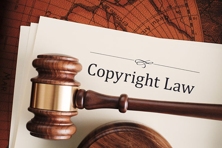 Copyright Law sources for students